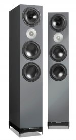 Spendor D9x hi-gloss-grey