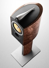 Bowers Wilkins 805 Maserati with stand
