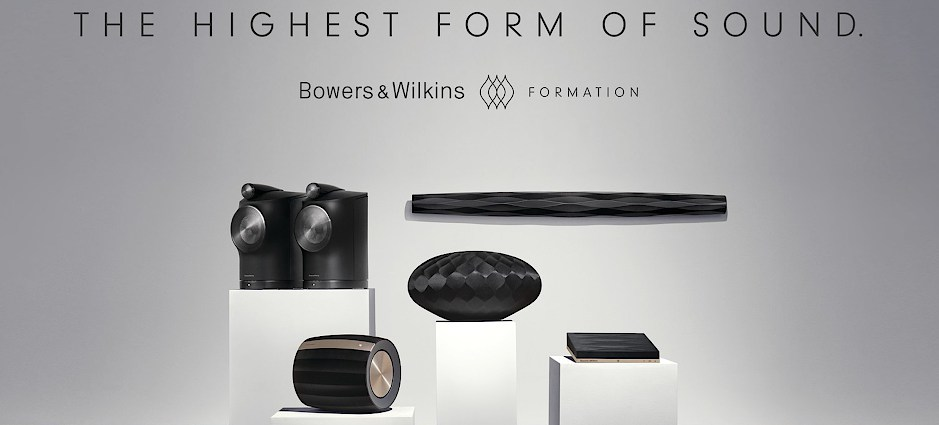 Bowers Wilkins Formation Suite